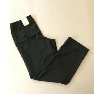 Style&co Straight Leg Tummy Control Pull On Pants